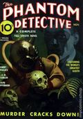 Phantom Detective Nov 1935 Replica SC (2008 Adventure House) Murder Cracks Down 1-1ST