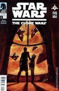 Star Wars Clone Wars (2008 Dark Horse) 1A