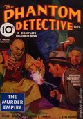 Phantom Detective Dec 1935 Replica SC (2007 Adventure House) The Murder Empire 1-1ST
