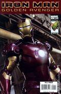 Iron Man Golden Avenger (2008) 0