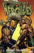 Incredible Hercules Against the World TPB (2008 Marvel) 1-1ST