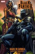 Black Panther Back to Africa TPB (2008 Marvel) 1-1ST
