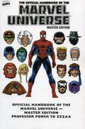 Essential Official Handbook of the Marvel Universe TPB (2008 Marvel) Master Edition 3-1ST