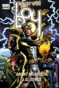 Marvel Boy HC (2008 Marvel Knights) 1B-1ST