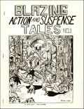 Blazing Action and Suspense Tales (1968 comic fanzine) 1