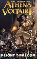 Athena Voltaire TPB (2006-2008 Ape Entertainment) By Paul Daly 2-1ST