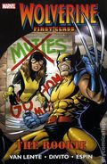Wolverine First Class The Rookie TPB (2008 Marvel) 1-1ST