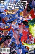 Justice Society of America (2006-2011 3rd Series) 20A