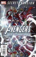 Avengers The Initiative (2007-2010 Marvel) 18A