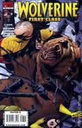 Wolverine First Class (2008) 8