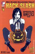 Hack Slash New Reader Halloween Treat (2008) 1A