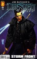 Dresden Files Storm Front (2008) 1A