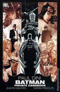 Batman Private Casebook HC (2008) 1-1ST