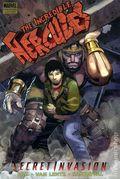 Incredible Hercules Secret Invasion HC (2008 Marvel) Premiere Edition 1-1ST