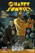 Jesus Hates Zombies Featuring Lincoln Hates Werewolves GN (2008 Alterna Comics) 1-1ST