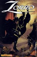 Zorro (2008 Dynamite Entertainment) 7B