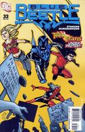 Blue Beetle (2006 DC 2nd Series) 33