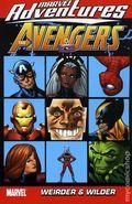 Marvel Adventures Avengers TPB (2006-2009 A Marvel Digest) 7-1ST