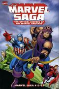 Essential Marvel Saga TPB (2008 Marvel) 2-1ST