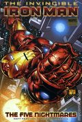 Invincible Iron Man HC (2008-2012 Marvel) By Matt Fraction 1A-1ST