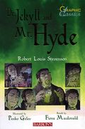 Graphic Classics: Dr. Jekyll and Mr. Hyde GN (2008 Barron's) 1-1ST