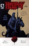 Hellboy The Wild Hunt (2008 Dark Horse) 1A