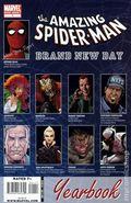 Spider-Man Brand New Day Yearbook (2008) 1