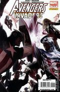 Avengers Invaders (2008 Marvel Dynamite) 7A