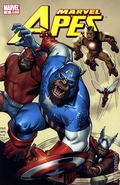 Marvel Apes (2008) 0A