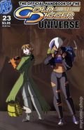Gold Digger Sourcebook Official Universe Handbook (2006) 23