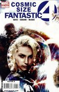Fantastic Four Cosmic Special (2008) 1