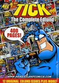 Tick The Complete Edlund TPB (2008 New England Comics) 1st Edition 1-1ST
