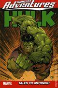 Marvel Adventures Hulk TPB (2007-2008 Digest) 4-1ST
