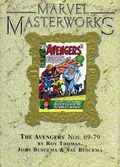 Marvel Masterworks Deluxe Library Edition Variant HC (1987-Present Marvel) 1st Edition 109-1ST