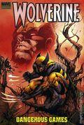 Wolverine Dangerous Games HC (2008) 1-1ST