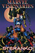 Marvel Visionaries Jim Steranko TPB (2002 Marvel) 1-1ST
