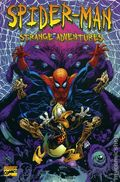 Spider-Man Strange Adventures TPB (1996) 1-1ST