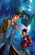 Doctor Who (2008 IDW) 1C