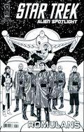 Star Trek Alien Spotlight Romulans (2008) 1D