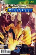 Adventure Comics Special Featuring Guardian (2008) 1B