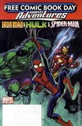 Marvel Adventures Iron Man Hulk Spider-Man (2008) FCBD 2008
