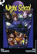 Night School GN (2008 Arcana Studios) 1-1ST