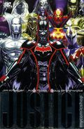 Justice TPB (2008-2009 DC) 3-1ST