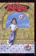Akiko TPB (1997-2006 Sirius) 1-REP