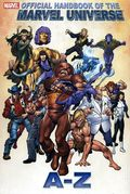 Official Handbook of the Marvel Universe A-Z HC (2008-2010 Marvel) 6-1ST