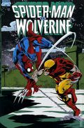 Spider-Man vs. Wolverine GN (1990 Marvel) 2nd Edition 1-REP