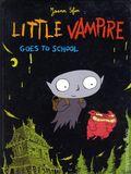 Little Vampire Goes to School HC (2003 Simon & Schuster) 1-1ST