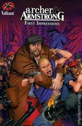 Archer and Armstrong First Impressions HC (2008 Valiant) 1-1ST