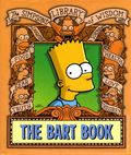 Simpsons Library of Wisdom The Bart Book HC (2004 HarperCollins) 1-1ST