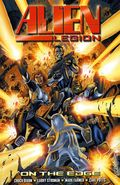 Alien Legion On the Edge TPB (2004 Titan) 1-1ST